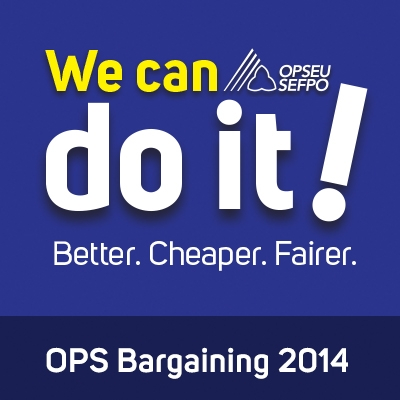 OPS Bargaining 2014 logo