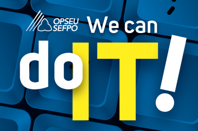 We can do IT logo from OPSEU